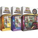Coffret Pokémon SL3.5 - Lot de 3 Collections avec pin's Légendes Brillantes – Pikachu, Mewtwo et Zoroark