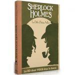 Enigme Jeu de Rôle Sherlock Holmes Le Défi d'Irène Adler