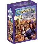 Gestion Best-Seller Carcassonne : Extension 6 - Comte Roi & Brigand