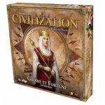 Gestion Stratégie Civilization Extention Gloire et Fortune
