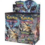 Boite de Boosters Français Pokémon 36 Boosters - SL5 - Soleil Et Lune 5 - Ultra Prisme