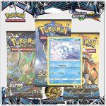 Boosters Français Pokémon Tripack 3 Boosters - SL5 - Soleil Et Lune 5 - Ultra Prisme - Goupix d'Alola