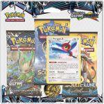 Boosters Français Pokémon Tripack 3 Boosters - SL5 - Soleil Et Lune 5 - Ultra Prisme - Porygon-Z