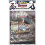 Portfolios Pokémon SL5 - Engloutyran - (10 Feuilles De 9 Cases 180 Cartes) + 1 Booster SL5 Ultra Prisme