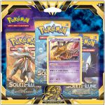 Pack 3 Boosters - SL1 - Soleil Et Lune - Giratina