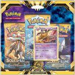 Boosters Français Pokémon Pack 3 Boosters - SL1 - Soleil Et Lune - Giratina