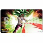 Tapis de Jeu Dragon Ball Super Tapis De Jeu - Dragon Ball Super Kafla, Énergie fulgurante Accompagné D'un Tube De Protection