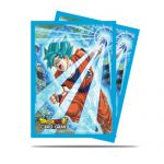 Protèges Cartes Dragon Ball Super Protège Cartes Goku Blue (65ct)