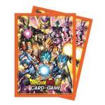 Protèges Cartes Dragon Ball Super All Stars (Sleeves par 65ct)