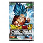 Boosters Français Dragon Ball Super Boosters - Serie 1 - B01 - Galactic Battle