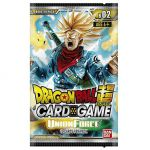 Boosters en Français Dragon Ball Super Serie 2 - B02 - Union Force