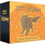Coffret Pokémon SL5 - Dresseur d'Élite : Necrozma Crinière du Couchant