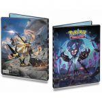 Portfolios Pokémon SL5 - Ultra Prisme - Necrozma Ailes de l'Aurore & Necrozma Crinière du Couchant (10 Feuilles De 9 Cases)