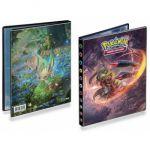 Portfolios Pokémon SL5 - Ultra Prisme - Giratina & Phyllali (10 Feuilles De 4 Cases)