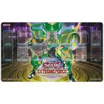 Tapis de Jeu Yu-Gi-Oh! Preview - EXFO - Force Extrême - Exencodeur Bavard