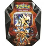 Pokébox Pokémon Pâques 2018 - Necrozma Crinière du Couchant GX