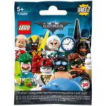 Minifigures The Batman Movie Séries 2 71020 LEGO Sachet Aléatoire