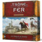 Jeu de cartes Stratégie Le Trône de Fer 2nde Édition : Les Sables de Dorne