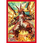 Protèges Cartes Format JAP CardFight Vanguard Import Jap Par 70 -  Mini Vol. 307 Zeroth Dragon of Inferno, Drachma