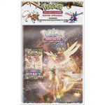 Portfolios Pokémon 10 Feuilles De 9 Cases Ultra-Necrozma + 1 Booster SL6 - Lumière Interdite