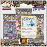 Coffret Pokémon Tripack 3 Boosters - SL6 - Soleil Et Lune 6 - Lumière Interdite - Regigigas