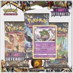 Boosters Français Pokémon Tripack 3 Boosters - SL6 - Soleil Et Lune 6 - Lumière Interdite - Miasmax