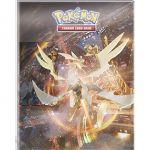 Portfolios Pokémon SL6 - Soleil Et Lune - Lumière Interdite - Ultra-Necrozma & Zygarde Forme Parfaite (10 Feuilles De 9 Cases)