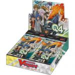 Boosters CardFight Vanguard Boite De 16 Boosters V-BT01 : Unite! Team Q4
