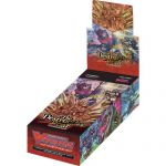 Boite de Boosters Anglais CardFight Vanguard Boîte 12 Extra Boosters V-EB01 : The Destructive Roar
