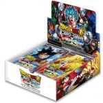 Boosters Français Dragon Ball Super Boite De 24 Boosters - Serie 3 - B03 - Les Mondes Croisés
