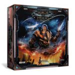 "Gestion Stratégie Lords Of Hellas + Héros Promotionnel ""Ulysse"""