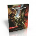 Jeu de Rôle Dungeons & Dragons D&D5 - La Tombe de l'Annihilation (Tomb of Annihilation)