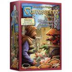 Gestion Best-Seller Carcassonne : Extension 2 - Marchands et bâtisseurs