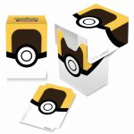 Boites de Rangement Pokémon Deck Box Hyper Ball (Ultra Ball)