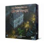 Jeux de société Aventure Les Demeures de l'Épouvante - Seconde Édition : Extension Les Rues d'Arkham
