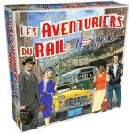 Gestion Best-Seller Les Aventuriers Du Rail - Extension : New York