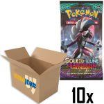 Boosters Français Pokémon Lot de 10 boosters SL2 - Soleil Et Lune - Gardiens Ascendants
