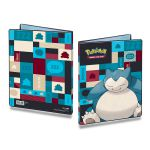 Portfolios Pokémon Ronflex (10 Pages De 9 Cases)