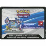 Produits Spéciaux Pokémon Carte À Code Pokemon Online Pin's Légendes Brillantes - Mewtwo
