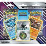 Boosters Français Pokémon Duopack 2 Boosters - SL7 - Soleil Et Lune - Tempête Celeste - Registeel, Regirock & Regice