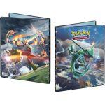 Portfolios Pokémon SL7 - Soleil Et Lune - Tempête Céleste - Rayquaza & Braségali (10 Feuilles De 9 Cases 180 Cartes)