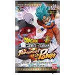Boosters Français Dragon Ball Super Theme Boosters Serie 1 - Le Tournoi du Pouvoir