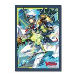 Protèges Cartes Format JAP CardFight Vanguard Import Jap Par 70 -  Mini Vol. 344 Marine General of the Restless Tides, Algos