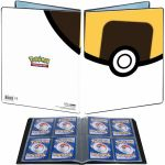 Portfolios Pokémon Hyper Ball (Ultra Ball) - 10 Pages De 4 Cases