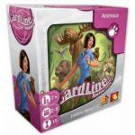 Jeu de carte Famille Cardline Animaux 2 (violet)