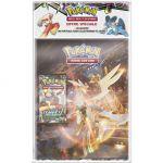 Portfolios Pokémon SL6 - Ultra-Necrozma & Zygarde Forme Parfaite (10 Feuilles De 9 Cases 180 Cartes) + 1 Booster SL7 - Tempête Céleste