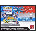 Produits Spéciaux Pokémon Lot De 20 Cartes À Code Pokemon Online - XY