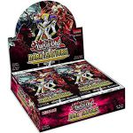 Boosters Anglais Yu-Gi-Oh! Boite De 24 Boosters - Dark Saviors (Les Sauveurs des Ténèbres) En Anglais