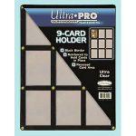 Produits Spéciaux Accessoires 9 Card Holder - Cadre d'exposition Ultra Pro pour 9 cartes