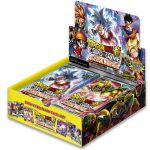 Boite de Boosters Français Dragon Ball Super De 24 Boosters - Serie 4 - B04 -  Colossal Warfare